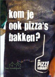 pizzabakkers - flyer